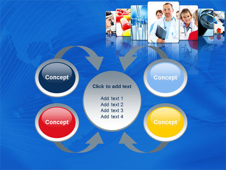 Medical Service PowerPoint Template Slide 6