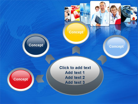 Medical Service PowerPoint Template Slide 7
