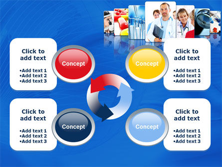 Medical Service PowerPoint Template Slide 9