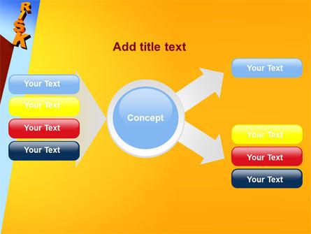 Risk PowerPoint Template Slide 14