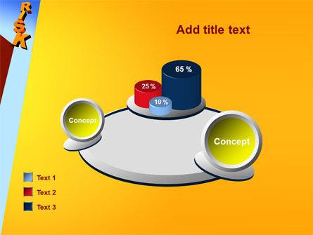 Risk PowerPoint Template Slide 16