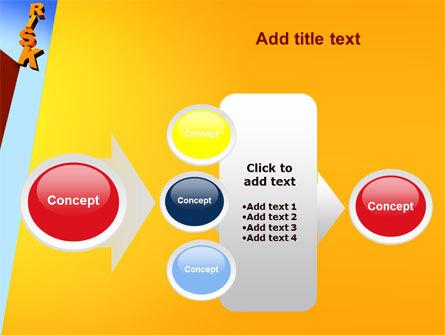 Risk PowerPoint Template Slide 17