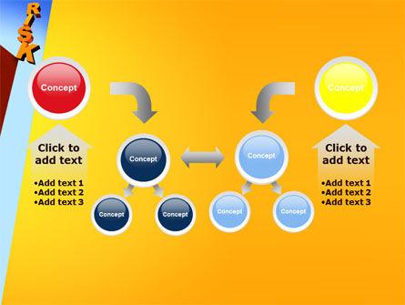Risk PowerPoint Template Slide 19