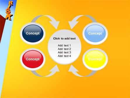 Risk PowerPoint Template Slide 6