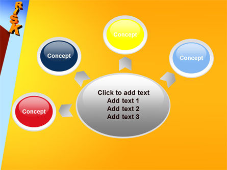 Risk PowerPoint Template Slide 7