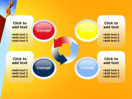 Risk PowerPoint Template Slide 9