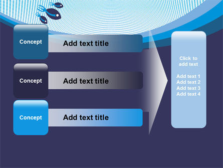 Fish PowerPoint Template Slide 12