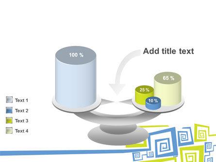 Qubic Decor PowerPoint Template Slide 10