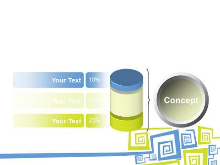 Qubic Decor PowerPoint Template Slide 11