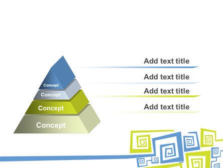 Qubic Decor PowerPoint Template Slide 12