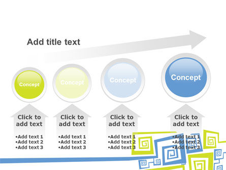 Qubic Decor PowerPoint Template Slide 13