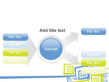 Qubic Decor PowerPoint Template Slide 14