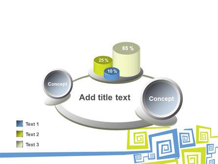 Qubic Decor PowerPoint Template Slide 16
