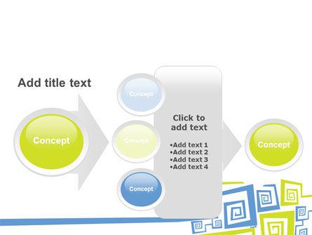 Qubic Decor PowerPoint Template Slide 17