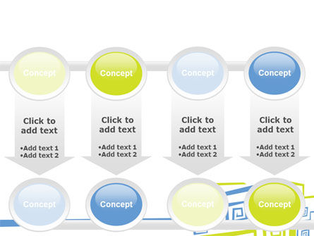 Qubic Decor PowerPoint Template Slide 18