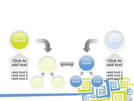 Qubic Decor PowerPoint Template Slide 19