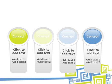 Qubic Decor PowerPoint Template Slide 5