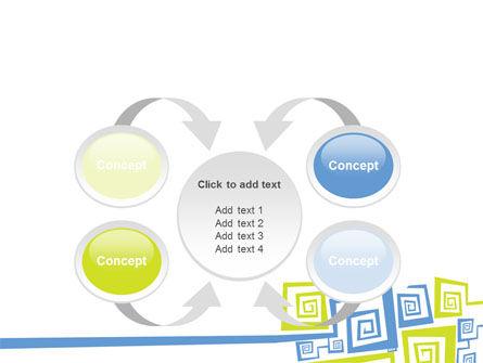 Qubic Decor PowerPoint Template Slide 6