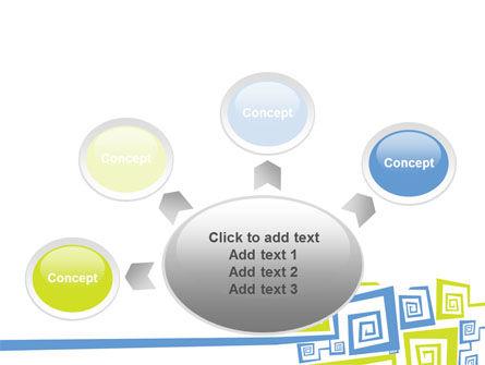 Qubic Decor PowerPoint Template Slide 7