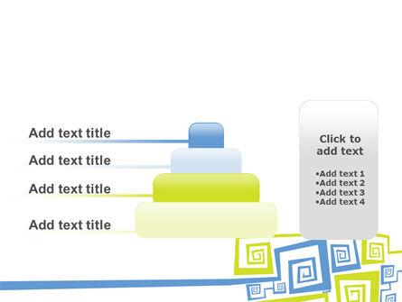 Qubic Decor PowerPoint Template Slide 8