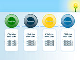 Sun Light PowerPoint Template#5