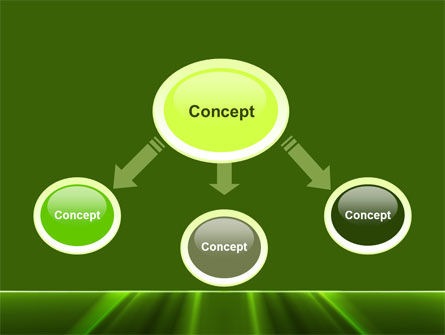 Green Horizon PowerPoint Template Slide 4