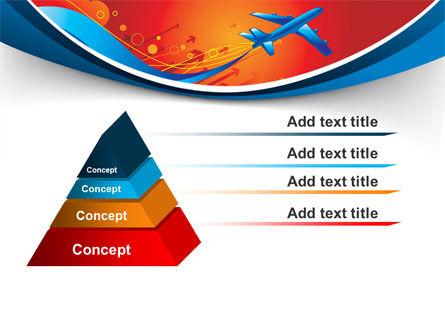 Airfare PowerPoint Template Slide 12