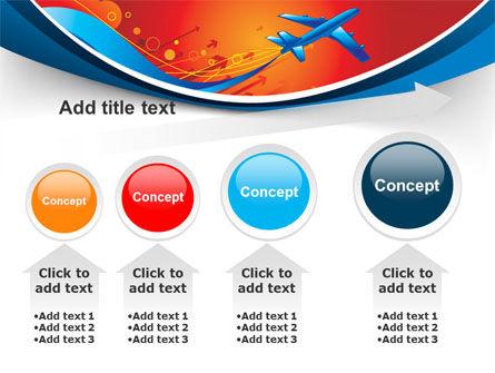 Airfare PowerPoint Template Slide 13