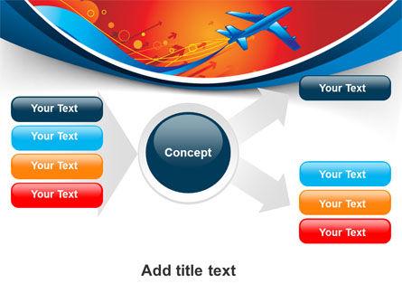 Airfare PowerPoint Template Slide 14