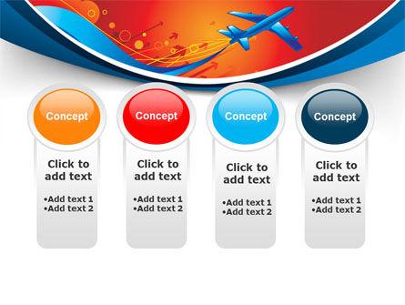 Airfare PowerPoint Template Slide 5