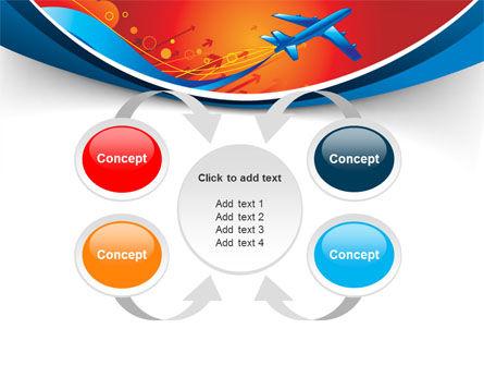 Airfare PowerPoint Template Slide 6