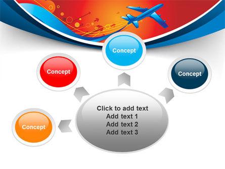 Airfare PowerPoint Template Slide 7