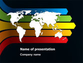 Global: World Consolidation PowerPoint Template #08102