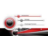 Time-Space Continuum PowerPoint Template#3