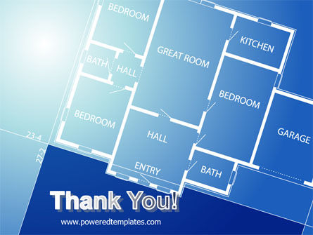 Room Layout Planning PowerPoint Template Slide 20