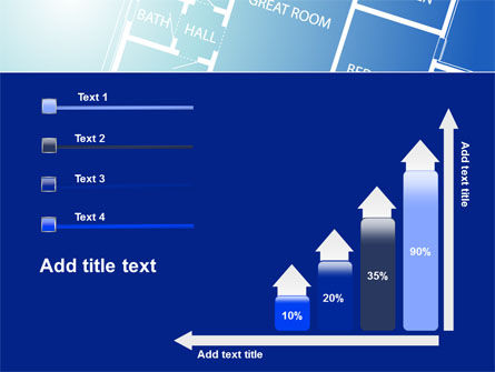 Room Layout Planning PowerPoint Template Slide 8