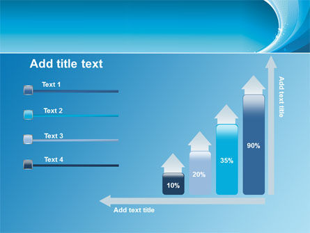 Ice Blue Theme PowerPoint Template Slide 8