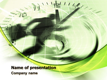 Time Planning PowerPoint Template