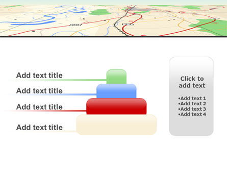 Road Map PowerPoint Template Slide 8