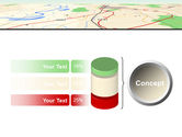 Road Map PowerPoint Template#11