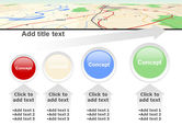 Road Map PowerPoint Template#13