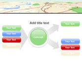 Road Map PowerPoint Template#14
