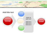 Road Map PowerPoint Template#17