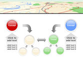 Road Map PowerPoint Template#19