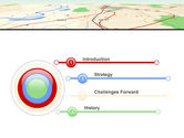 Road Map PowerPoint Template#3