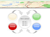 Road Map PowerPoint Template#6