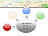 Road Map PowerPoint Template#7