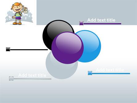 Excellent Pupil PowerPoint Template Slide 10