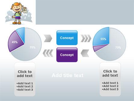Excellent Pupil PowerPoint Template Slide 11