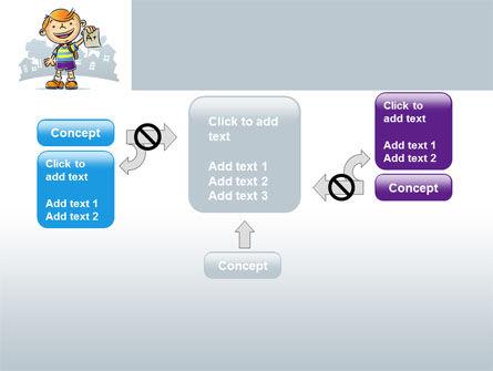 Excellent Pupil PowerPoint Template Slide 13